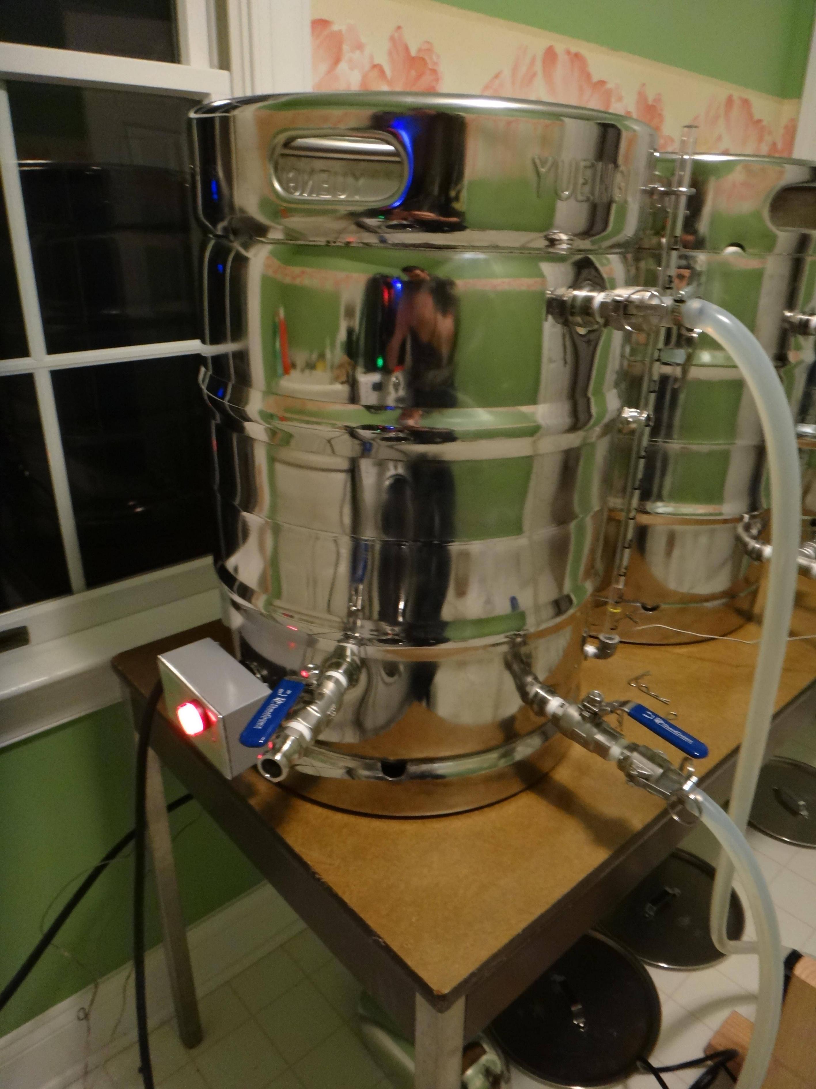 Домашняя пивоварня своими руками фото изготовления