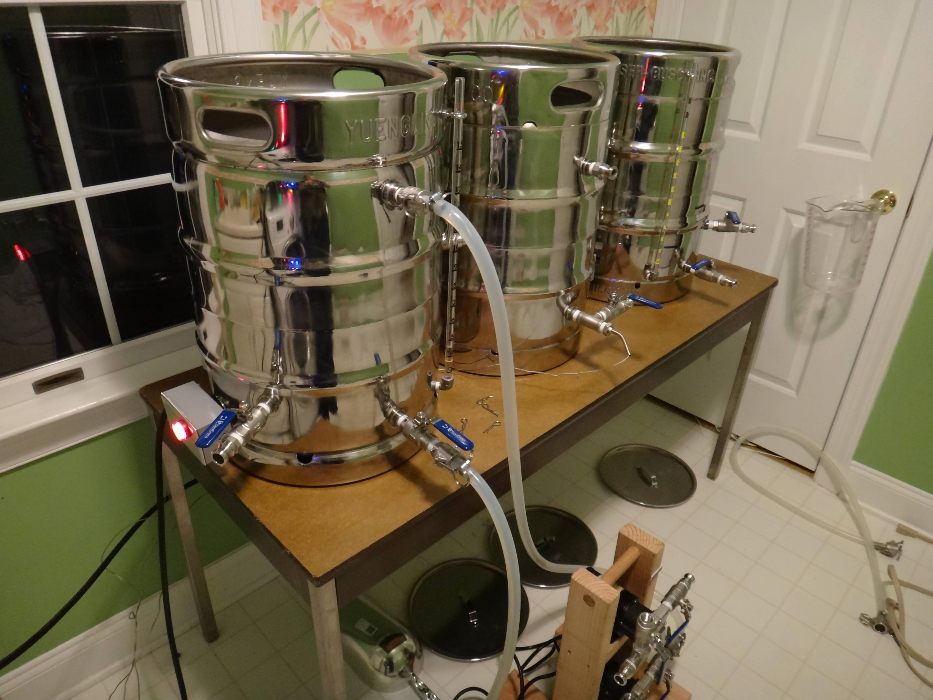 Домашняя пивоварня :как выбрать лучшую или сделать своими руками 46